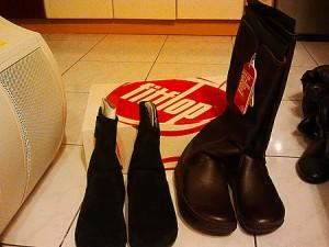 fitflop-有時尚感的上班鞋