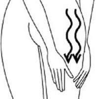 美臀纖腿按摩法階段三